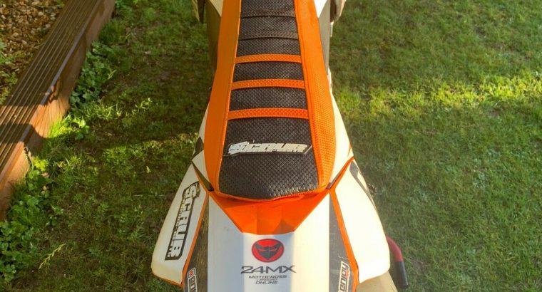 2008 KTM EXC-F 250