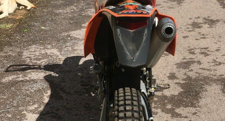 KTM 300 EXC 2007