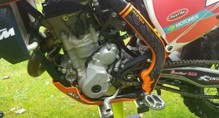 KTM sxf 350 2016